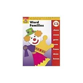 WORD FAMILIES GRADE 1-2