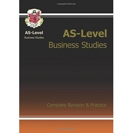 AS LEVEL BUSINESS STUDIES THE REVISION GUIDE