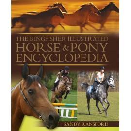 HORSE AND PONY ENCYCLOPEDIA
