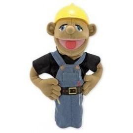 PUPPET CONSTRUCTION WORKER