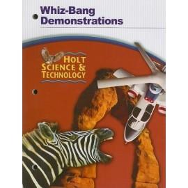 HOLT WHIZ BANG DEMONSTRATIONS