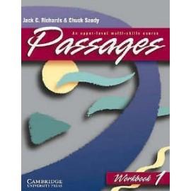 PASSAGES WORKBOOK 1