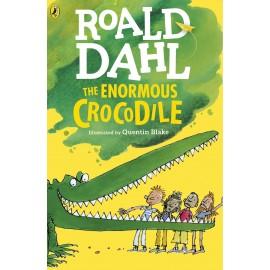 ENORMOUS CROCODILE