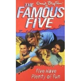 FIVE HAVE A PLENTY OF FUN 14