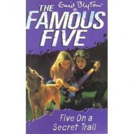 FIVE ON SECRET TRAIL 15