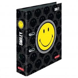 50016013 LAF A4 8CM SMILEY BLACK FACES MAX. FILE