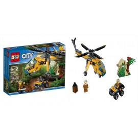 60158 JUNGLE CARGO HELICOPTER