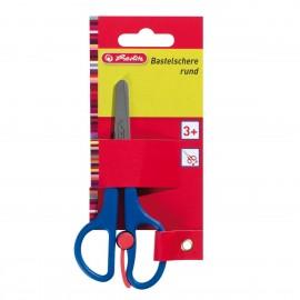 Craft scissors round cutting aid assorted colours