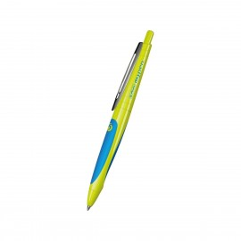 Gel ballpoint pen my.pen lemon/blue loose
