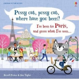 PIC PUSSY CAT PARIS