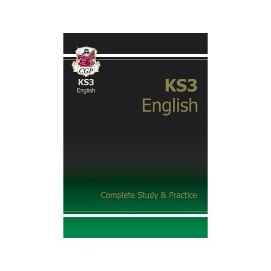 CGP EHS36 KS3 English Complete Study&Practice