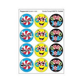 T-83305 Candy Compli Mints Large Stinky Stickers