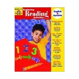 SPANISH READING ACTIVITIES GRADES 1-3