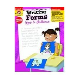 WRITING FORMS GRADE K-2