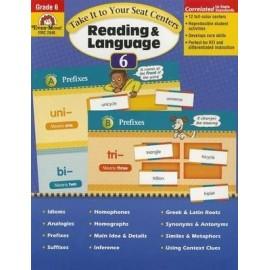 READING AND LANGUAGE 6