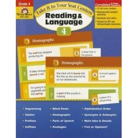 READING AND LANGUAGE 4