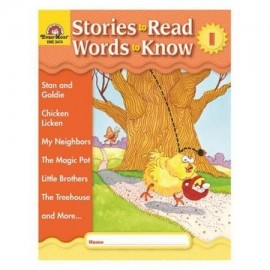 STORIES TO READ, WORDS TO KNOW I